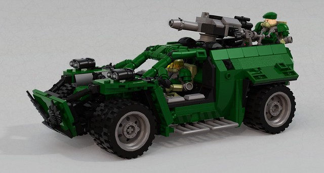 Tauros Assault Vehicle