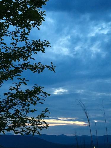 travel blue sunset sky asheville northcarolina bluesky roadtrip dmb blueinghour teampizzatacomonkeyball dmb25