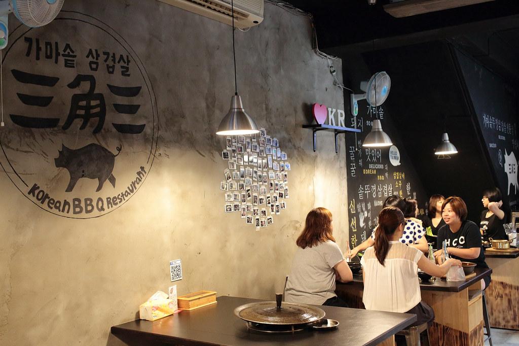 20160610萬華-三角三韓國烤肉 (6)