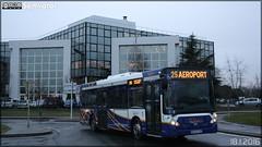 Heuliez Bus GX 137 L - Tisséo n°1419