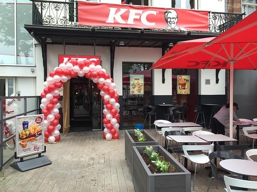 Ballonboog 6m KFC Tilburg