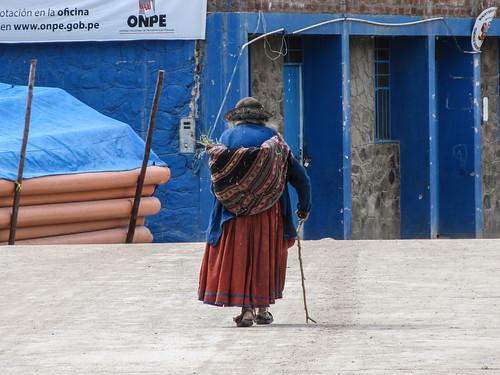 Trek du Cañon de Colca: le village de Cosñirwa