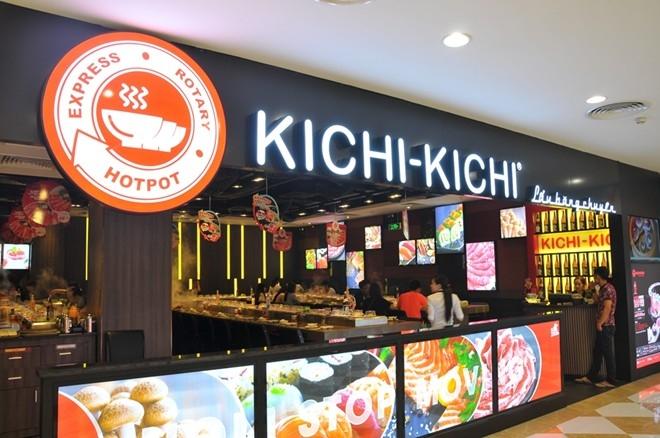 Kichi Kichi Aeon Tân Phú - Thông tin địa điểm