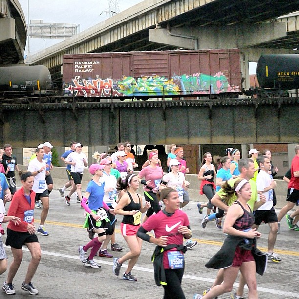 #flyingpig #marathon #cincinnati #ohio #running