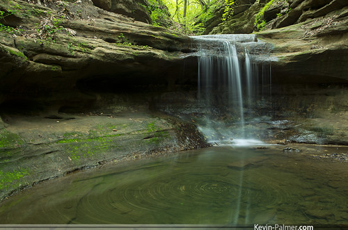 Swirl and Unnamed Falls