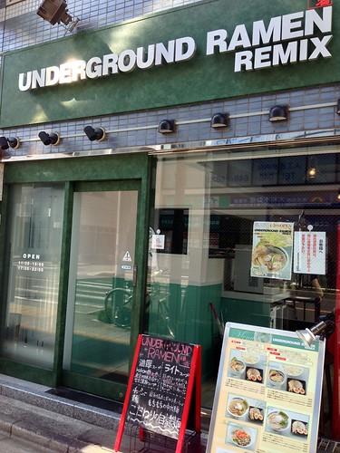 Underground Ramen Remix Omiya