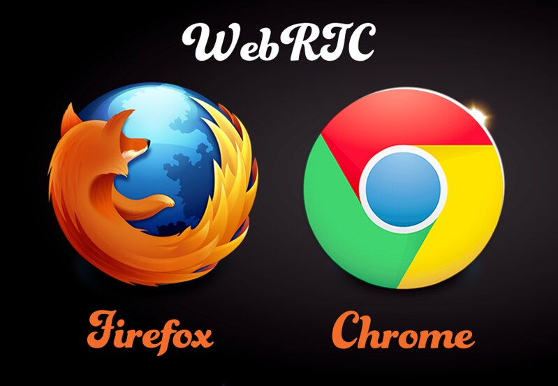 WebRTC Firefox & Chrome interoperability
