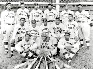 Claybrook Tigers, circa 1935.
