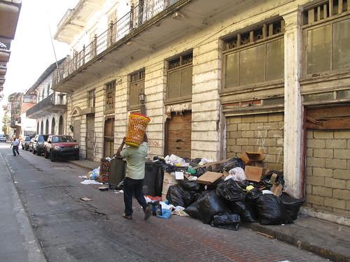 Calle 8 antes