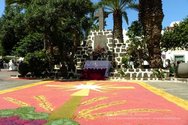 Corpus Christi Salt Carpets Lanzarote Flickr Photo Sharing