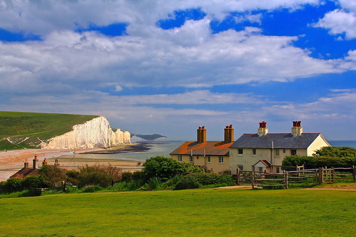 uk day cloudy sevensisters eastsussex robinhood regnounito seafordhead atonement canonef24105mmf4lis canoneos60 espiazione andreapucci