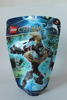 Legends of Chima CHI Gorzan (70202)