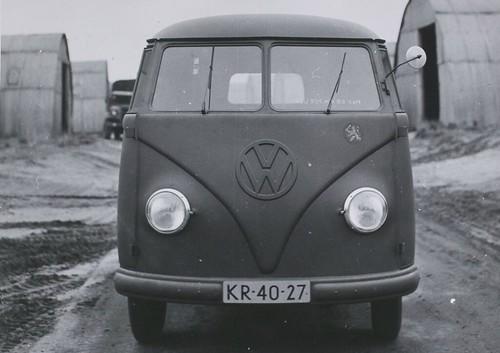 KR-40-27 Volkswagen Transporter bestelwagen 1952