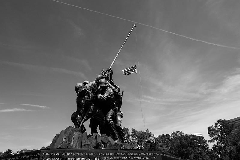 Arlington Cemetery|Arlington