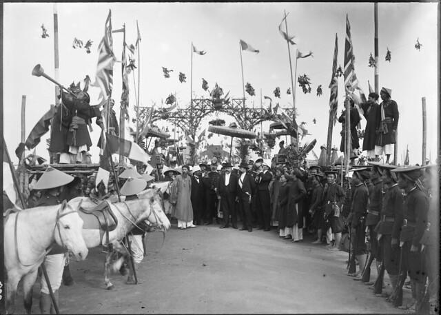 1897 Tonkin. Nam Dinh - Concours triennal, proclamation des lauréats