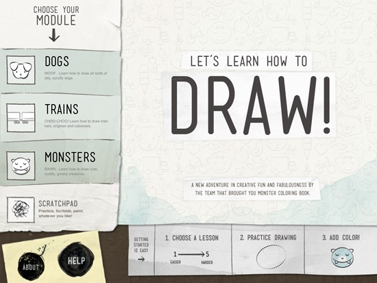 Let's Learn How To Draw