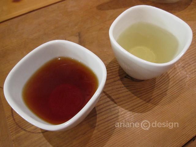 Durbanville (Vanilla Rooibos), Green Vanilla teas