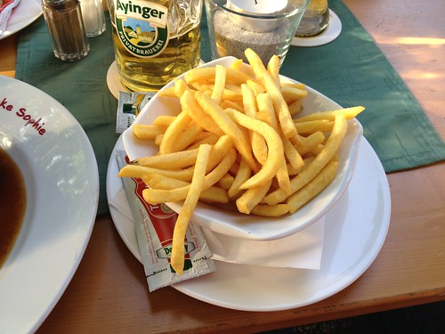 Pommes Frites / French fries