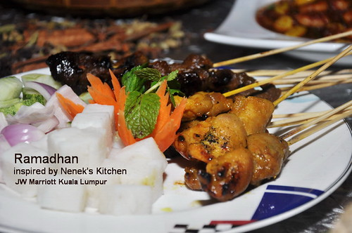 Ramadhan inspired by Nenek's Kitchen at JW Marriott Kuala Lumpur 2