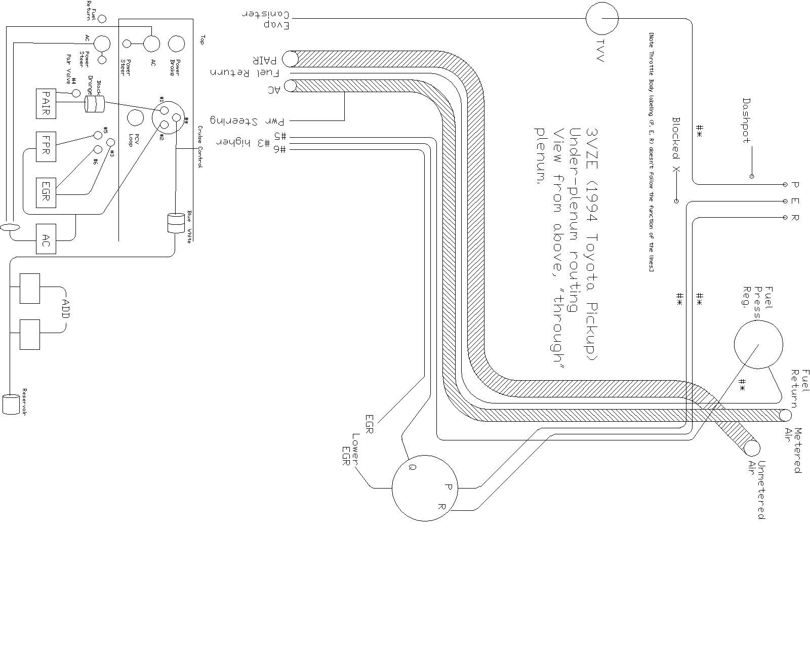 3vze vacuum line diagram for engine 20 5 combatarms game de \u20223vze vacuum  line diagram