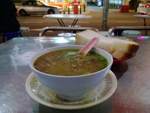 Sup Torpedo Lembu