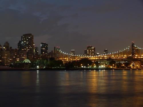 Foto de Manhattan desde Gantry State Park