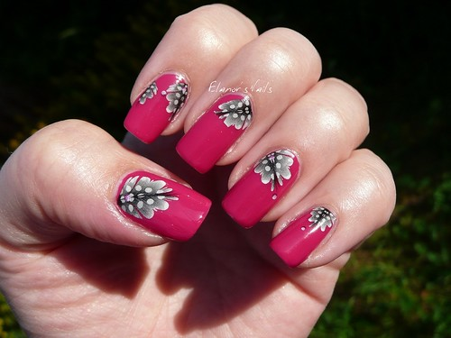 feather nail decals 6