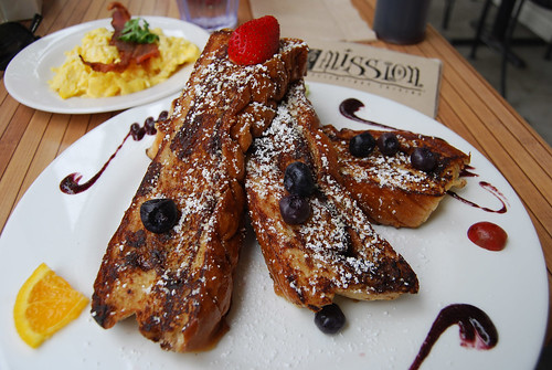 The Mission french toast