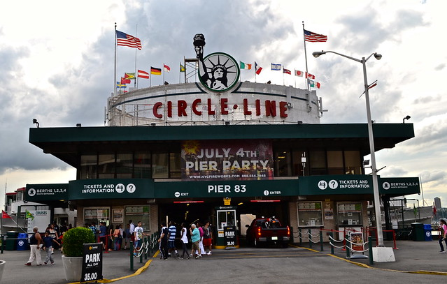 top nyc attractions - circle line nyc