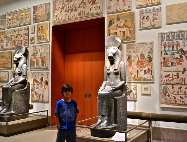 metropolitan museum of art - egyptian art