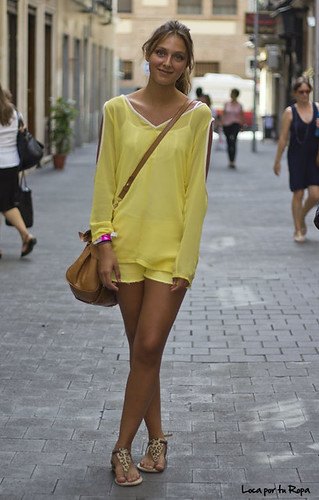 Moda de verão na Espanha