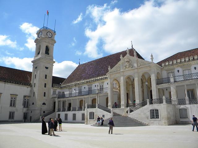 Universidad de Coimbra - Portugal