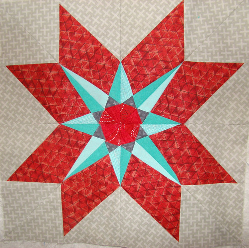 Lucky Stars BOM June Block