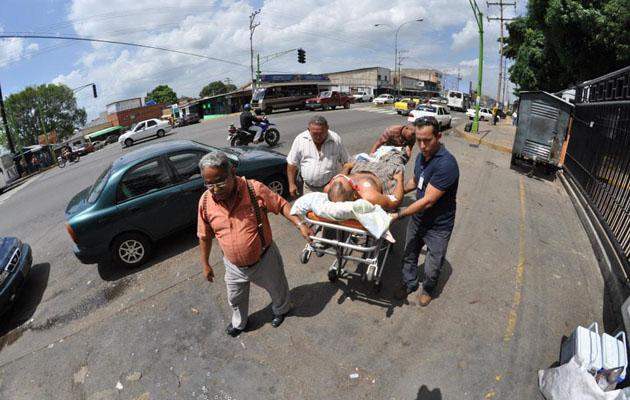 Paciente Hospital Enrique Tejera