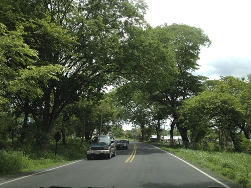Pan American Highway in Costa Rica