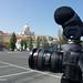 Filming in Lisbon 2