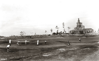 Golfers at the Miami Biltmore Golf Course: Coral Gables, Florida