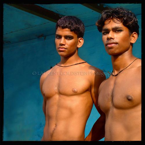 Nude tennis models