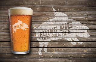 Cerveza : Flying Pig Pale Ale Test 2