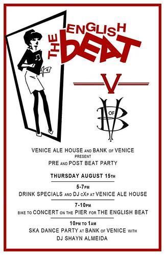 English Beat Venice Beach