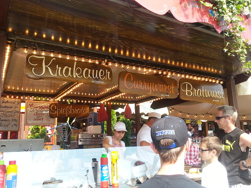 food at Schueberfouer