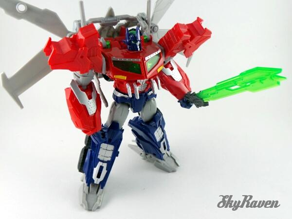 BH Optimus Prime
