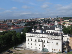 View from the Upper Castle