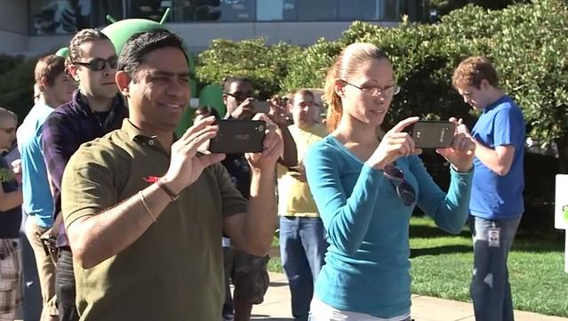Nexus 5 en foto