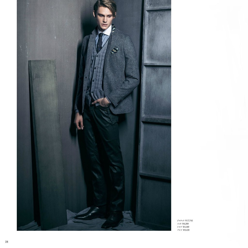 m.f.editorial Men's Autumn Collection 2013_007Danny Beauchamp, Kye D'arcy