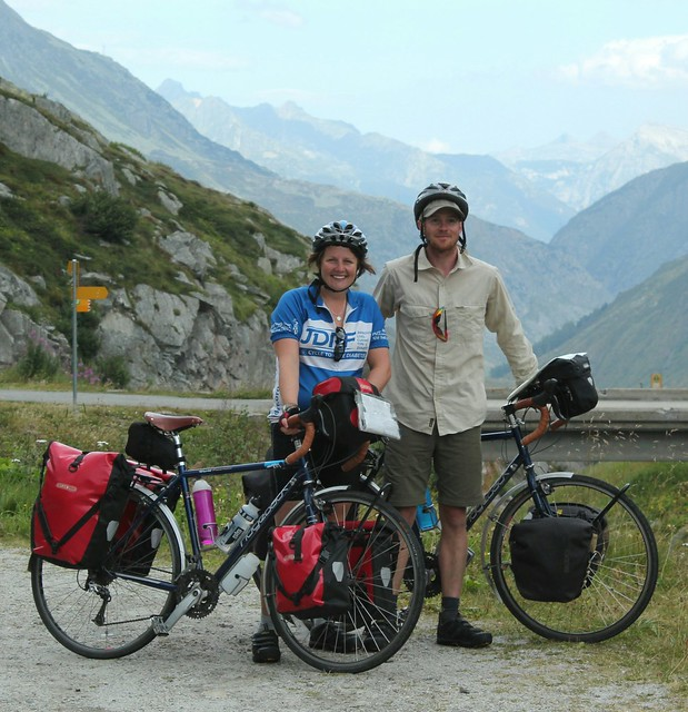 Ten things I know about long distance cycle touring