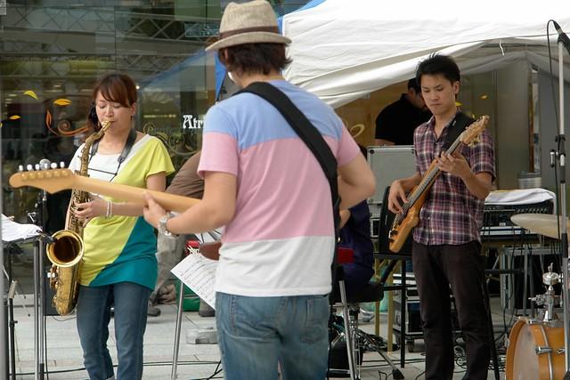 KANAZAWA JAZZ STREET 2013 その2