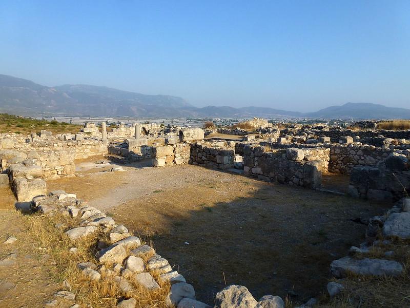 Turquie - jour 16 - Cités lyciennes - 063 - Patara et Xanthos