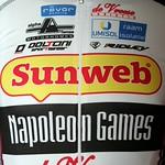 ploegvoorstelling Sunweb-Napoleongames