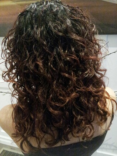 Curly Hair - The Rogue Stylist